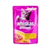 WHISKAS saszetka JUNIOR z drobiem 100g