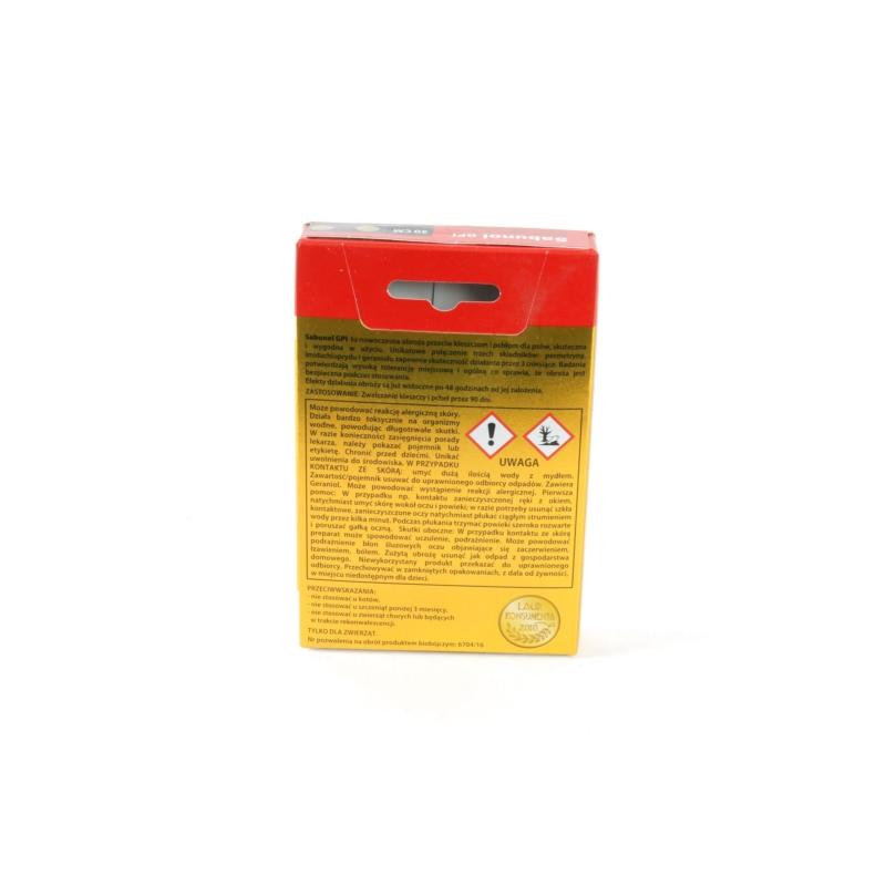 CHICO Zabawka Latex Potworek w okularach 8cm