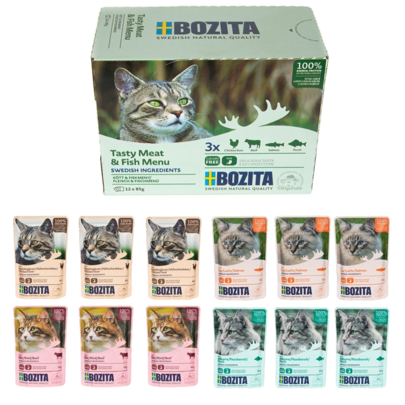ARION Original Sterilized Salmon