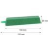 ZOLUX zestaw 24 różnokolorowych myszek