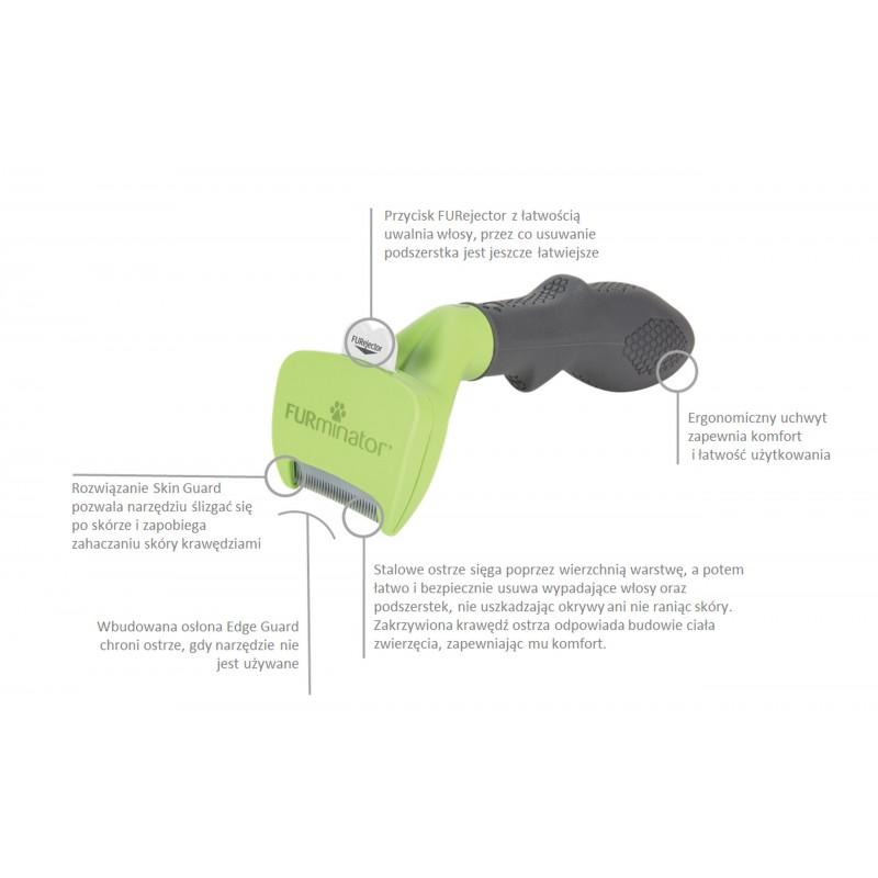 Chico Obroża TAŚMA 20mm/57cm
