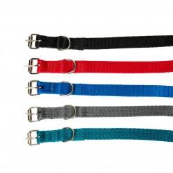 ZOLUX smycz dla kota odblaskowa SERCA czerwona 1m