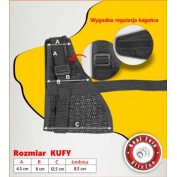 TRIXIE Koszyk Torba EVA na rower dla psa na bagażnik do 8kg