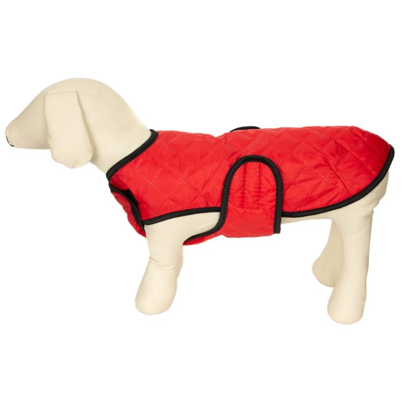 TRIXIE Drzwi dla psa M-XL biały