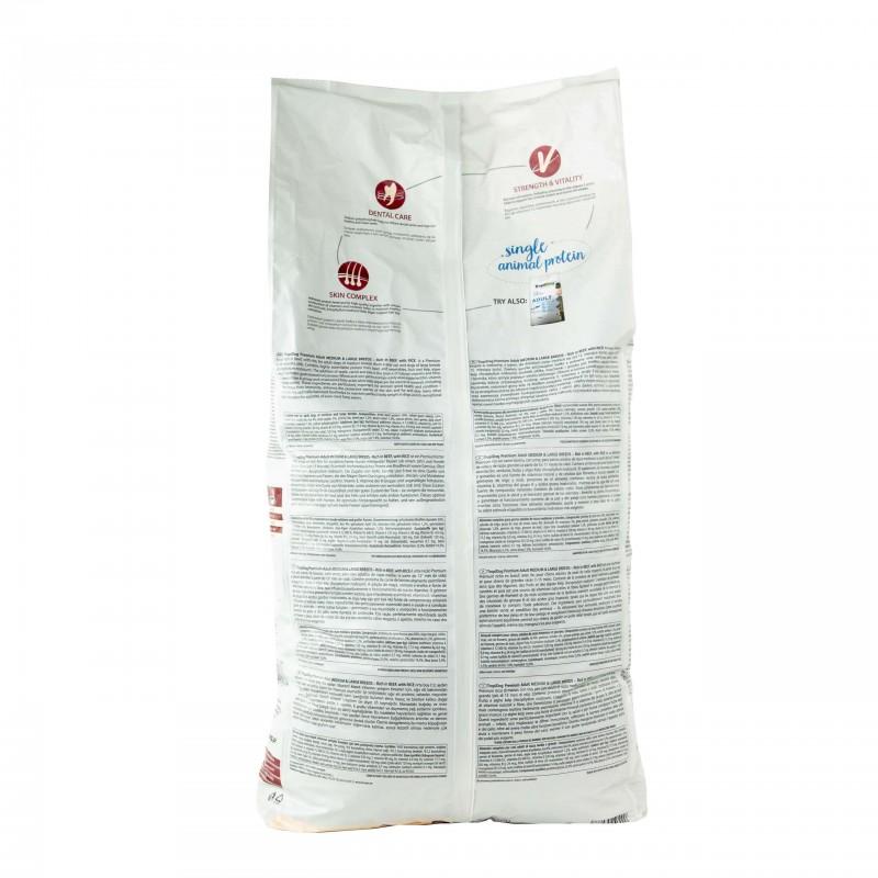 MARINA Roślina sztuczna RED LUDWIGIA