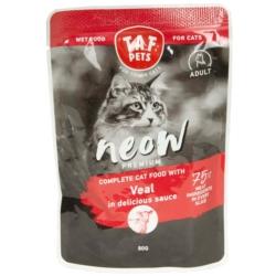 TRIXIE Zabawka dla psa RUGBY na sznurku pomarańczowo-niebieska 12cm