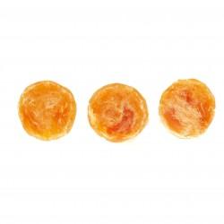 TRIXIE Zabawka dla gryzoni Sizalowa marchew i kukurydza 15cm